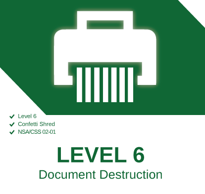 Document and Data Destruction California | TechWaste Recycling