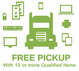 Electronics Recycling Free Pickup and Secure Transport | TechWaste Recycling California
